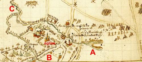 Description du siège de la ville de Tournay