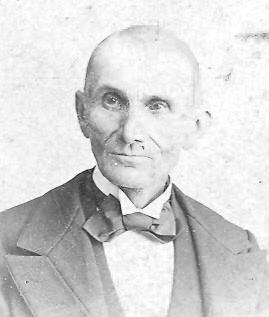 Jules Léopold Ghislain (photo ci-dessus transmise par Michel Luc) sera bourgmestre du village de 1885 à 1921.