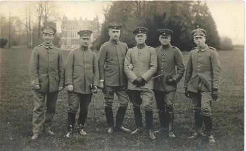 Orcq .be - Orcq, chronologie de la guerre 1914-1918 (Bernard Demaire et Robert Trifin)