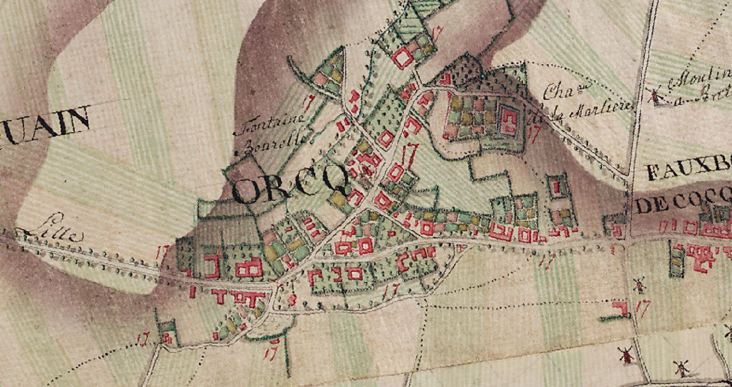 Orcq-MapAncien