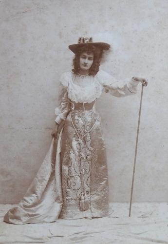 Le portrait de la Grande Mademoiselle