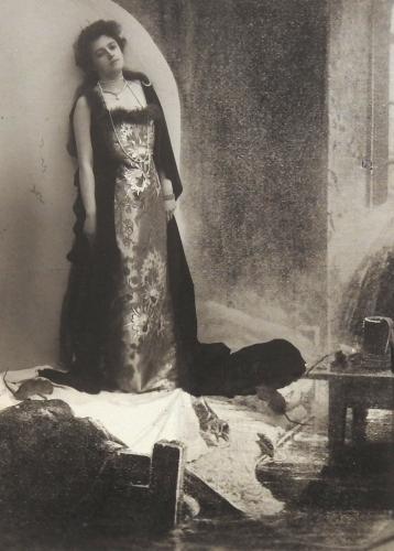 Le portrait de la princesse Tarakanova