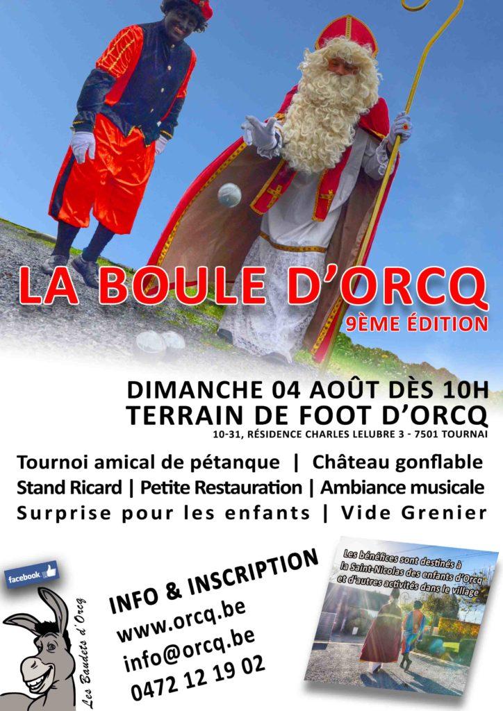 Boule d'Orcq 2019 - Orcq